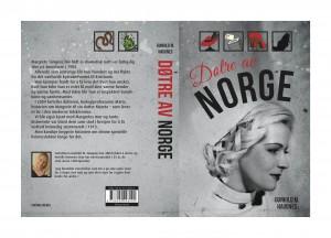 """Min første bok """"Døtre av Norge"""" er nå sendt til trykking."""